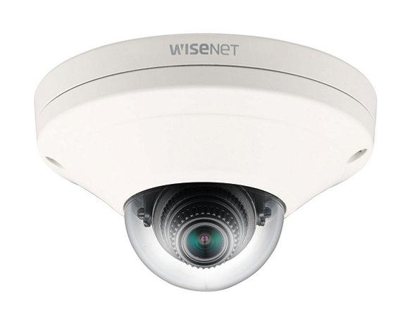 XNV-6011W Câmera Network 2MP Compacta Dome Resistente à Vandalismo - Hanwha