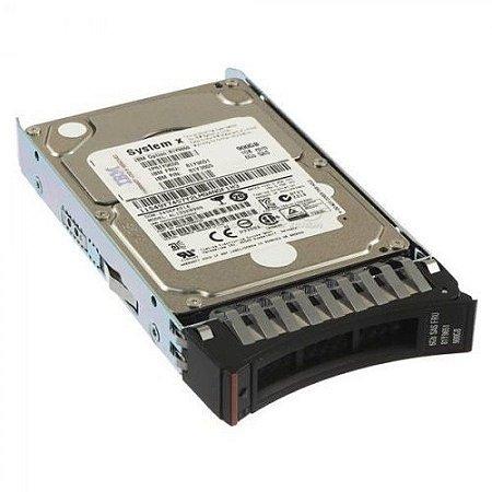 00AD075 - HD Servidor IBM 1.2TB 10K 6G 2.5 SAS