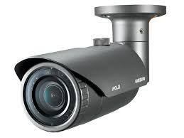 SNO-L6083R Câmera Network Externa Full HD 2MP IR Bullet - Hanwha