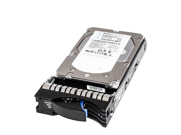 44W2234 - HD Servidor IBM 300GB 15K 6G 3,5 SAS