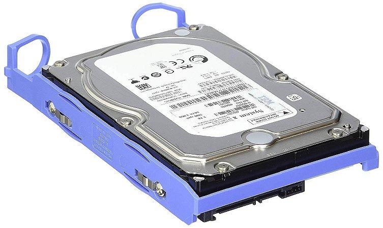 81Y9774 - HD Servidor IBM 3TB Hot Swap 7,2K 3,5 SATA