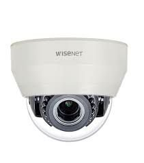 HCD-7070R Camera Analog HD 4MP Wisenet HD+ Indoor Dome