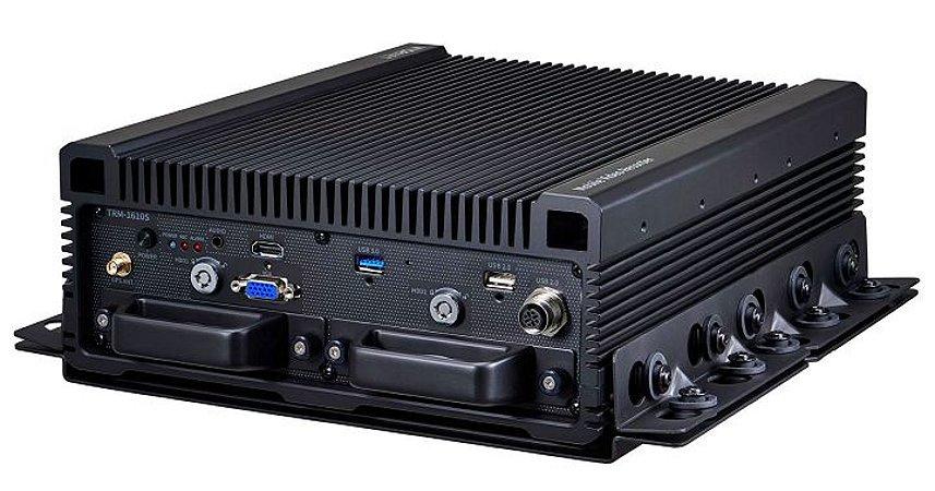 TRM-1610M-2TB Recording - Network Mobile NVR (M12)