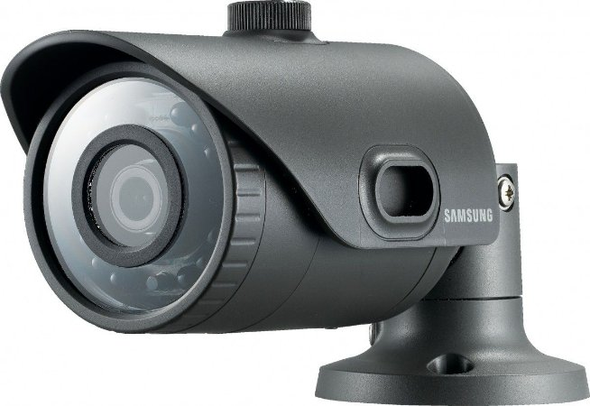 SNO-L6013R Câmera Network 2MP Full HD IR à prova de intempéries - Hanwha
