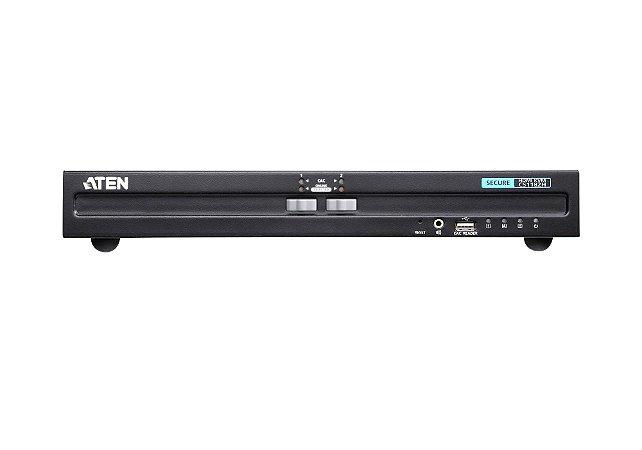 CS1182H Comutador KVM seguro USB HDMI de 2 portas (compatível com PSS PP v3.0)