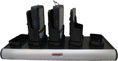 HCH-CN51H50 - Carregador de Bateria GTS com 5 Compartimentos Para CN50 / CN51