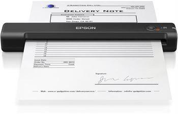 B11B252201 SCANNER EPSON WORKFORCE ES-50