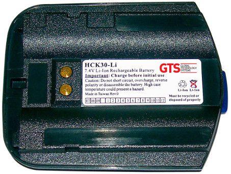 HCK30-LI - Bateria GTS Para Scanner Intermec CK30 / CK31 Series