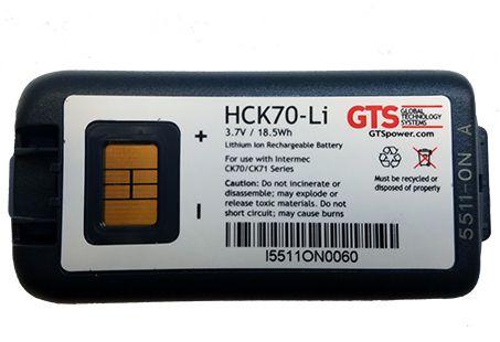 HCK70-LI - Bateria GTS Para CK70 / 71