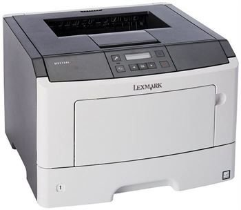 MS315DN Impressora Lexmark Laser Monocromática