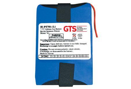 HPI781-LI - Bateria GTS Para Intermec 781T