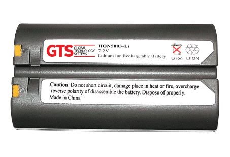HON5003-LI - Bateria GTS Para Impressoras O'Neil MicroFlash 4T / 4Te / 4TCR / LP3 / OC2