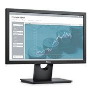 "210-AMKC Monitor Dell E1916H Professional de 18.5"" Widescreen"