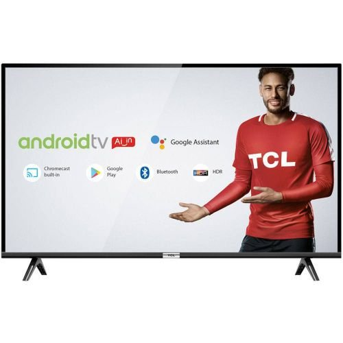 32S6500S TV 32P TCL LED SMART WIFI HD COMANDO DE VOZ (MH)