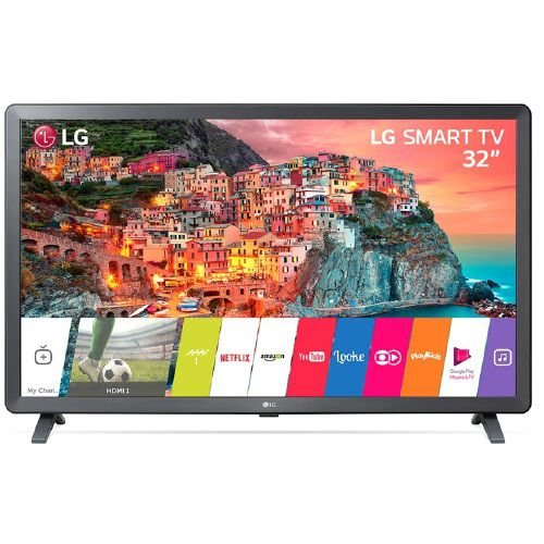 32LK615BPSB TV 32P LG LED SMART WIFI HD USB HDMI