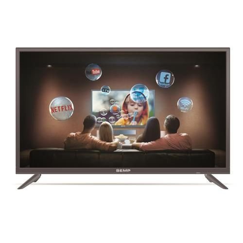 L39S3900 TV 39P SEMP LED SMART WIFI USB HDMI (MH)