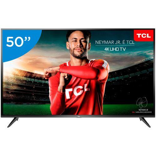 50P65US TV 50P TCL LED SMART 4K USB HDMI (MH)