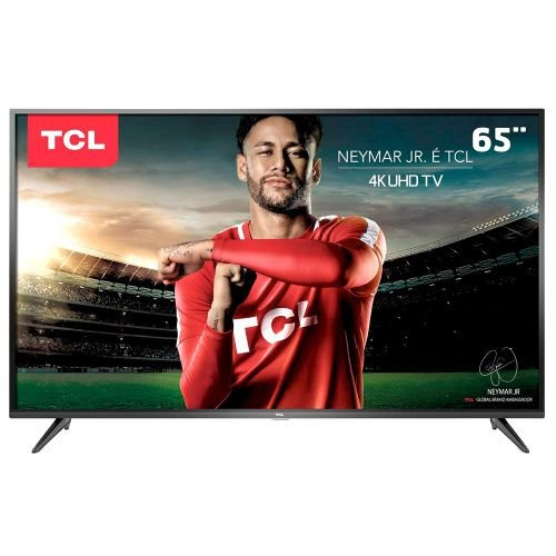 65P65US TV 65P TCL LED SMART 4K WIFI USB HDMI (MH)