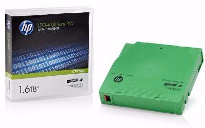 C7974A FITA LTO ULTRIUM 4 800GB/1.6TB HP