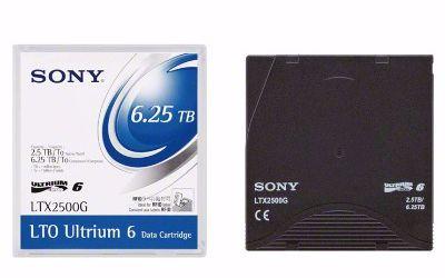 LTX2500G FITA LTO ULTRIUM 6 2.5TB/6,25TB SONY