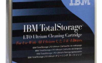 35L2086 FITA DE LIMPEZA LTO IBM