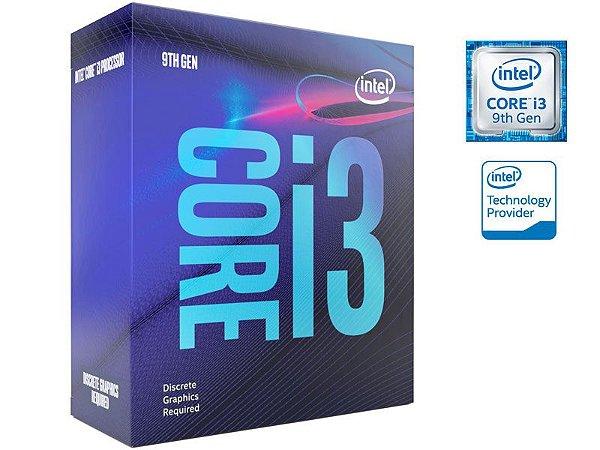 BX80684I39100F PROCESSADOR CORE I3 LGA 1151 INTEL