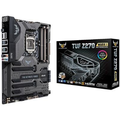 90MB0S20-M0EAY0 Placa-Mãe Asus (Z270 MARK 1) Intel 1151 DDR4 ATX