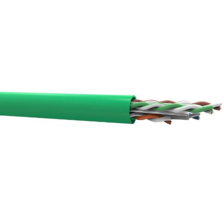 23400194 - Cabo Transmissão de Dados Gigalan Green U/UTP 23 AWGX4P CAT.6 LSZH IEC 60332-3 VM RIB Furukawa