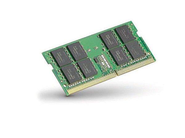 KVR24S17S8/8 MEMORIA NOTEBOOK 8GB DDR4 KINGSTON