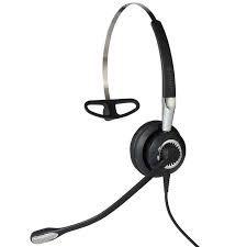 2403-820-205 Jabra Headset BIZ 2400 II Monoauricular (QD)