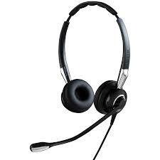 2496-829-309 Jabra Headset BIZ 2400 II Monoauricular (USB 3-1)