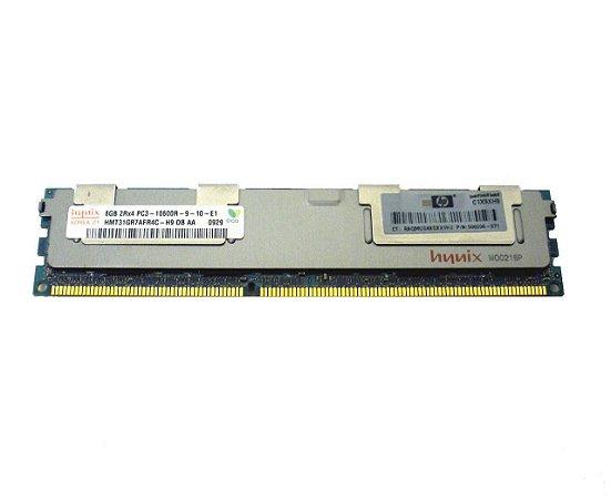 500206-071 Memória Servidor HP 8GB (1x8GB) PC3-8500 RDIMM