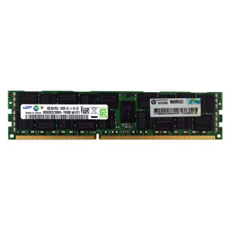 632202-001 Memória Servidor HP 16GB (1x16GB) Dual Rank x4 RDIMM