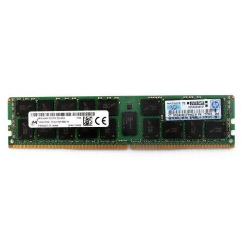 664696-001 Memória Servidor HP 8GB (1x8GB) LP UDIMM de classificação dupla