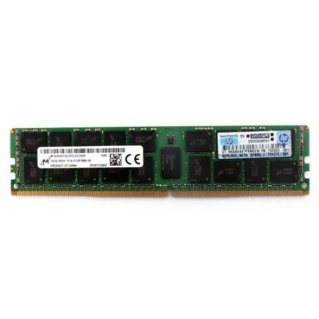 687465-001 Memória Servidor HP DIMM SDRAM de 16GB (1x16 GB)