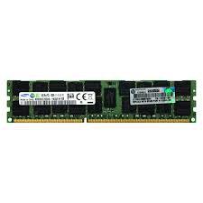 713756-081 Memória Servidor HP 16GB (1x16GB) LV RDIMM
