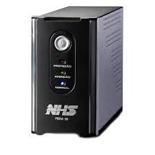 90.B0.007106 Nobreak NHS Mini III 700VA Ent Bivolt Saida 110V b.7Ah USB