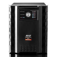 90.D0.022202 Nobreak NHS Premium PDV MAX 2200VA E.Bivolt S.120V ou Conf 220V Bat 2x17Ah/ 24V Eng+USB 8 tomadas