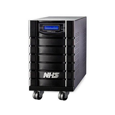 92.A0.030100 Nobreak NHS Laser Prime On Line 3000VA E.Bivolt S.220V Bat 8x9Ah/96V 8 tomadas