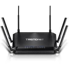 TEW-828DRU TRENDnet Roteador Wireless AC3200 Dual Band Wireless AC Router /w USB Port