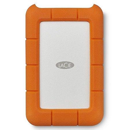 STFR5000800 HD Externo Portátil 5TB LaCie Rugged USB-C (USB3.0)