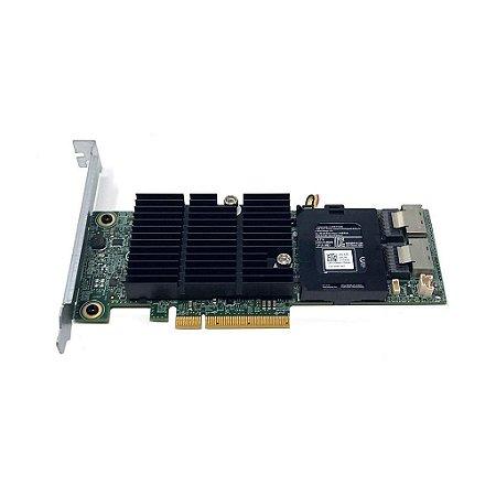 17MXW Placa Controladora RAID Dell PE PERC H710 512MB