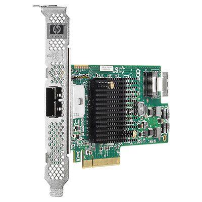 633537-001 Placa Controladora HP Smart Array P222/512