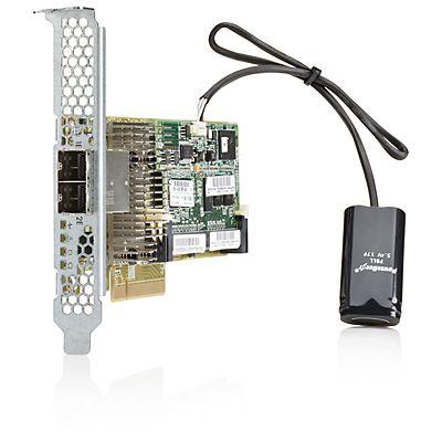 698532-B21 Placa Controladora HP P431 4GB FBWC SAS
