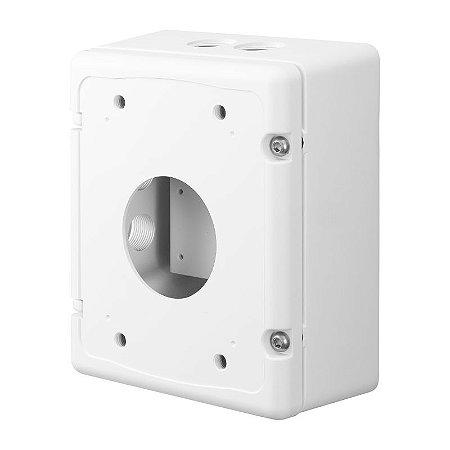 SBP-300NBW Caixa de instalação (Branca) - Hanwha