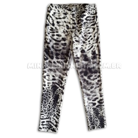 Calça Legging Animal Print