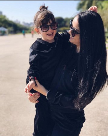 Casaco Plush Mãe e Filha