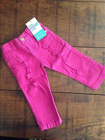 Calça Jeans Rasgada para Bebês