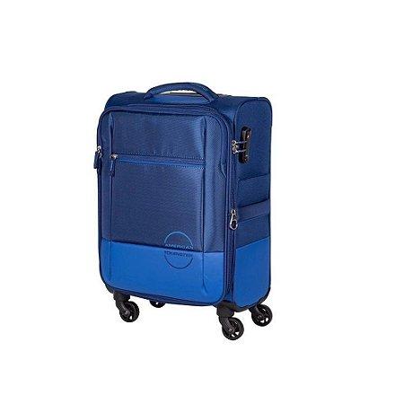 Mala Pequena 10kg de Bordo Poliéster American Tourister Instant Azul
