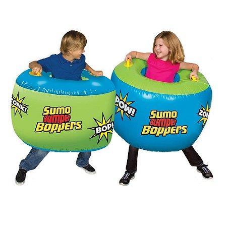 Boia inflável para Barriga para Brincar Sumô